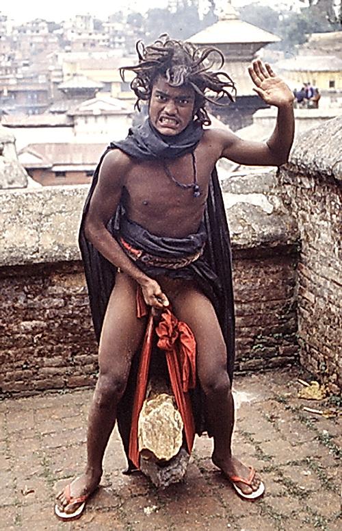племя садху видео фото